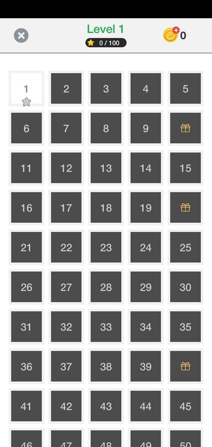 Что здесь происходит Fill one-line puzzle game