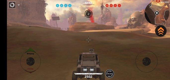 Обзор Crossout mobile - скачать бесплатно экшен игру на телефон