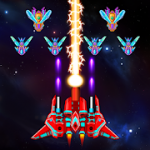 Galaxy Attack: Alien Shooter. Пиу-пиу-пиу.