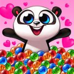 Шарики игра Bubble Shooter: Panda Pop!