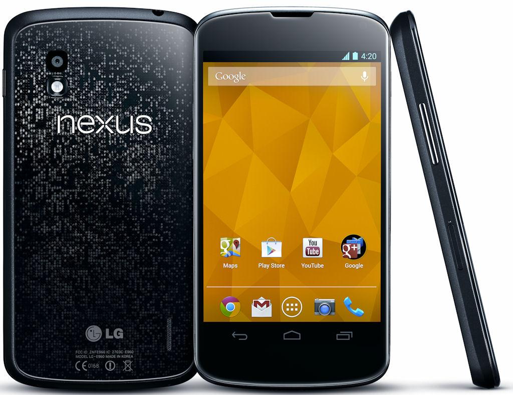 LG Nexus 4 — личный опыт и никаких переводов / Хабр